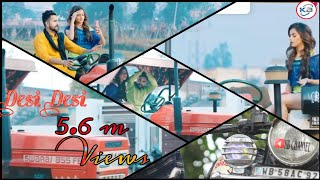 Desi Desi Na Bolya Kar Chhori Re _new_2018 video| song_haryanvi Raju Panjabi