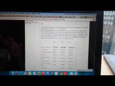 More! Gold! Now! - Growing a Game ARPU and revenue [Answers video] Aug 22nd 2015