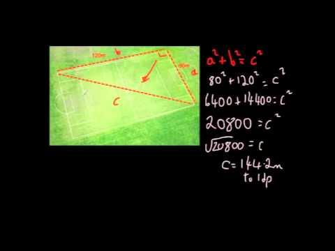 Pythagoras - Rectangles and Isosceles Triangles