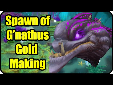 WoW Gold Farming Patch 6.2.4: Spawn of G'nathus Gold Making - MoP Pet Farming Guide - WoD