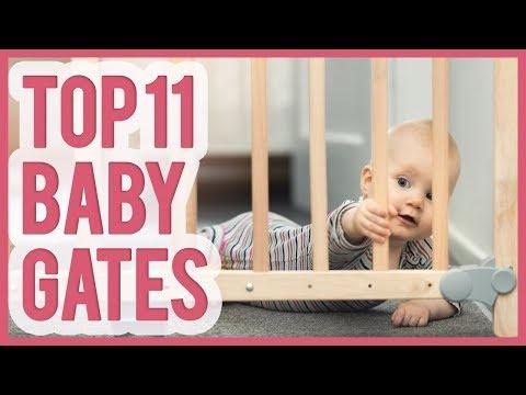 Best Baby Gate 2018 – TOP 11 Baby Gates