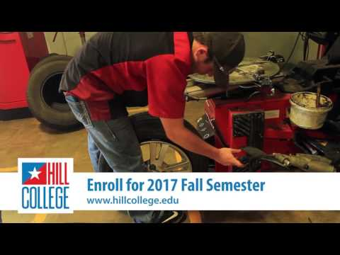Hill College Technical 15 Second Video