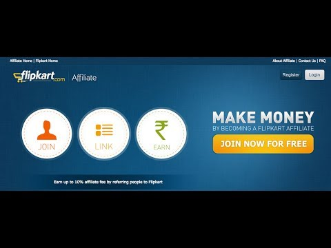 How to add flipkart affiliate ads to your blogger website