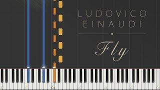 Download Fly - Ludovico Einaudi \\ Jacob's Piano \\ Synthesia Piano Tutorial