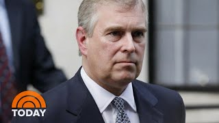 Prince Andrew Breaks His Silence On Jeffery Epstein | TODAY