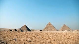 How Did Ancient Egyptians Build Pyramids Quickly?
