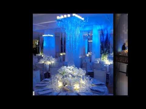 Beautiful Winter wonderland wedding ideas