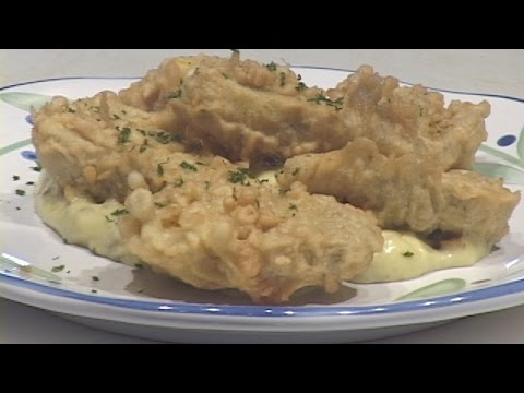 Artichoke Fritters with Béarnaise (original)