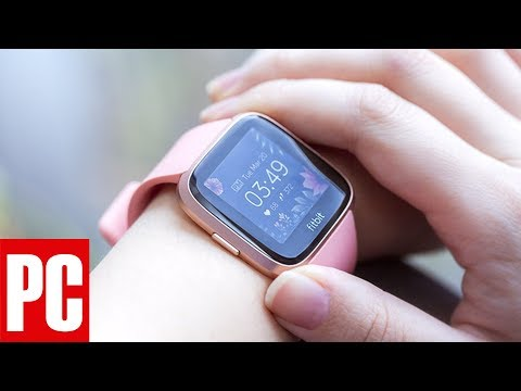 1 Cool Thing: Fitbit Versa