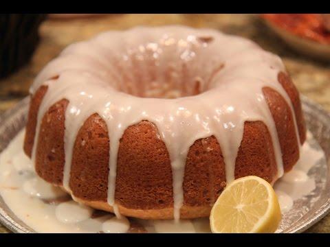 Lemon Cake - Cooked by Julie episode 316