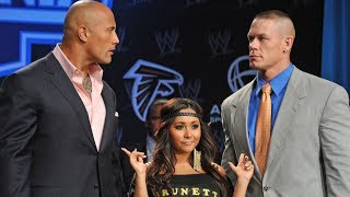 When John Cena and Dwayne Johnson Go Out in Public