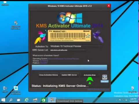 How to Activate Windows 10   Windows 10 Activator   KMSpico v10 0 4   YouTube