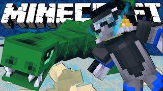 Minecraft Dinosaurs | Jurassic Craft Modded Survival Ep 75