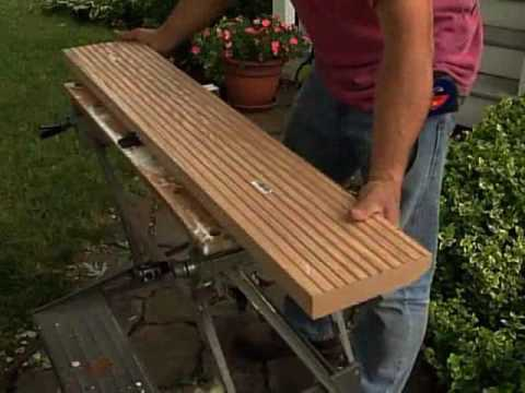 How to Replace a Threshold on an Exterior Door