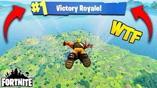 WINNING A FORTNITE GAME IN UNDER 10 SECONDS!? - Fortnite Funny Fails and WTF Moments! #87