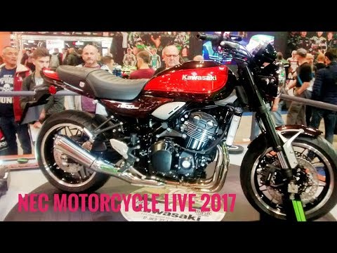 NEC 1  Motorcycle Live 2017