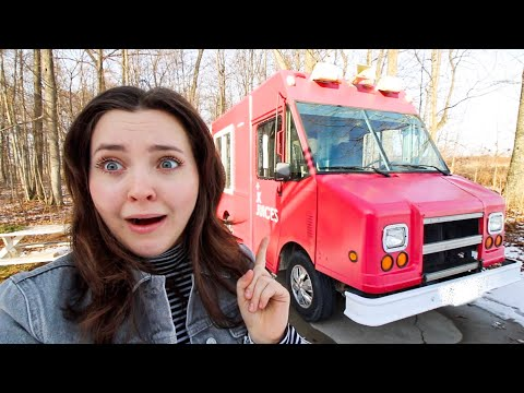 OUR JUICE TRUCK IS FOR SALE $45,000