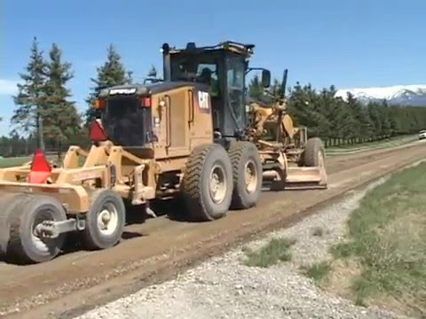 Montana Gravel Road Video - Flathead County