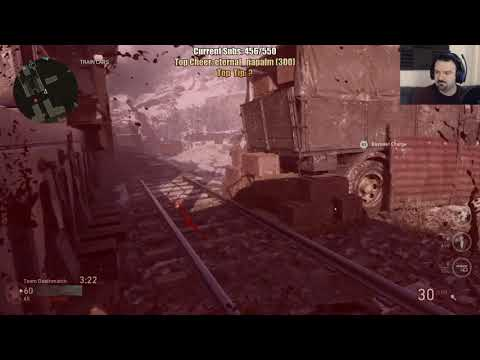 COD WW II MY BEST SESSION EVER! pt5