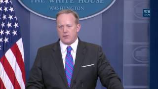 3/8/17: White House Press Briefing