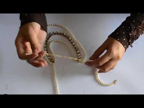 how to make jewelry at home | DIY PROJECT