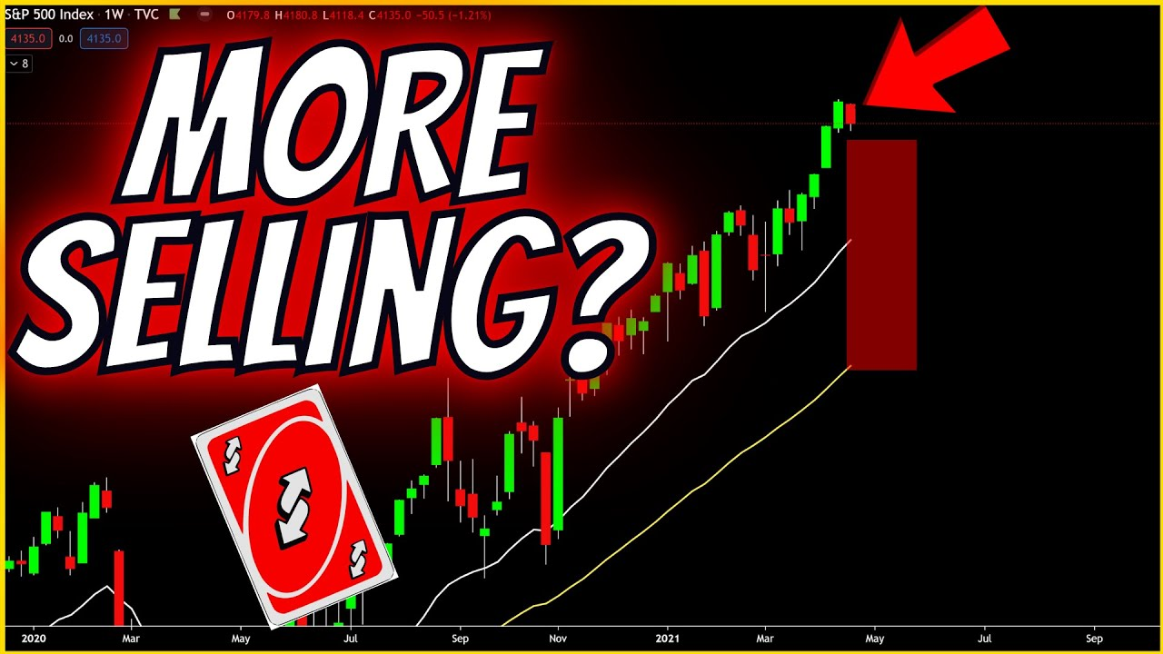⚠️🚨 MASSIVE Selling of Stocks Coming?? [WHAT HAPPENED] / Technical Analysis on S&P500 and NASDAQ