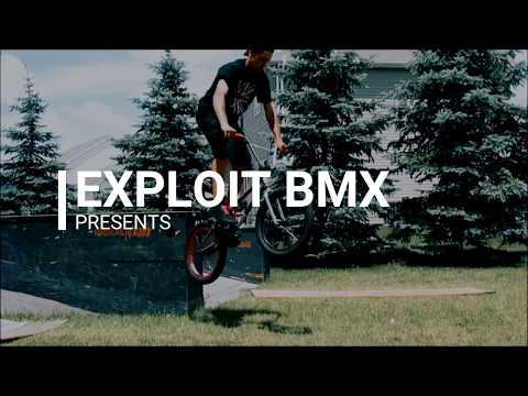 SUMMER 2017 EDIT - EXPLOIT BMX - DREW STRICKLAND