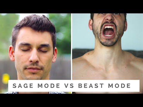Why You Should go Sage Mode vs  Beast Mode