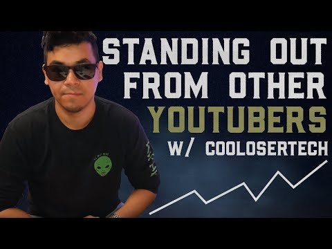 Making a Successful Tech YouTube Channel - CooLoserTech (Creator Case Study)