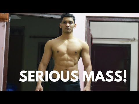 Homemade Mass Gainer Shake in Hindi - Gain Weight Fast