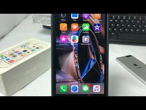 Unlock iPhone Carrier ( Sim unlock ) Use any SIM - 100% FREE