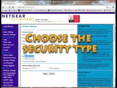 How to set up a wireless router / wireless home network \ Netgear
