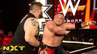 Samoa Joe vs. Kevin Owens: WWE NXT, June 17, 2015