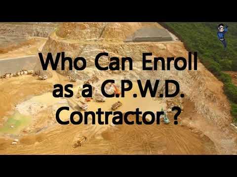 CPWD Contractor Registration Enrollment Process Procedure l cpwd Licence l Hindi Urdu l Suraj Laghe