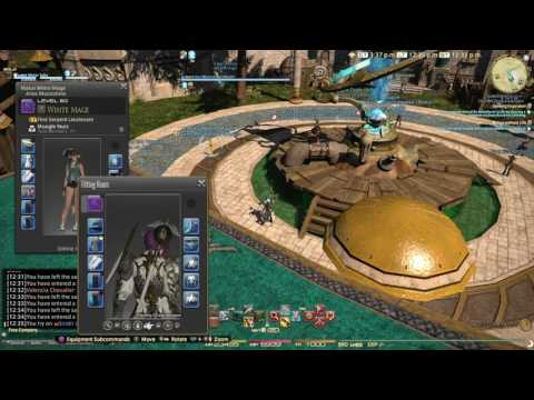 FFXIV All i275 Anima Lux Weapons