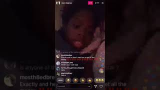 NBA YoungBoy finds out his baby is not his 😱😱