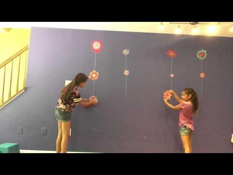 How to make a plain walls fun!