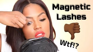 How to Apply Magnetic Lashes   MakeupShayla