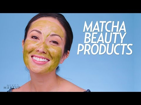 Matcha Green Tea Skincare Products You Need! | Beauty with Susan Yara