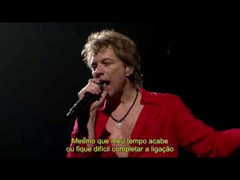 🔴 Bon Jovi - Bed Of Roses [LEGENDADO PT-BR] (Live in Cleveland 2013)