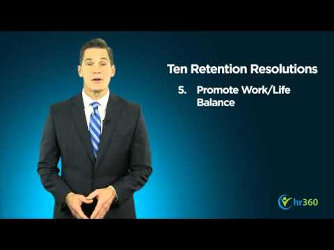 10 Employee Retention Resolutions