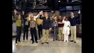 Curtain Call Spoof on Late Night, May 16, 1989