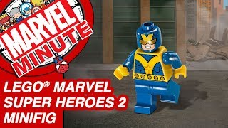 LEGO Marvel Super Heroes 2 Minifig and more! - Marvel Minute 2017