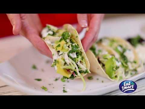 Sweet Kale Fish Tacos Recipe - The Produce Moms