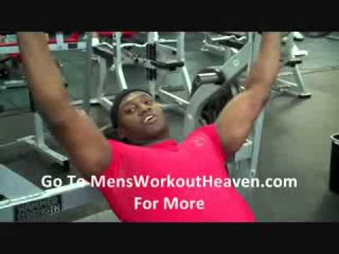 Chest Workout - Build A Huge Upper Chest (Incline Bench)