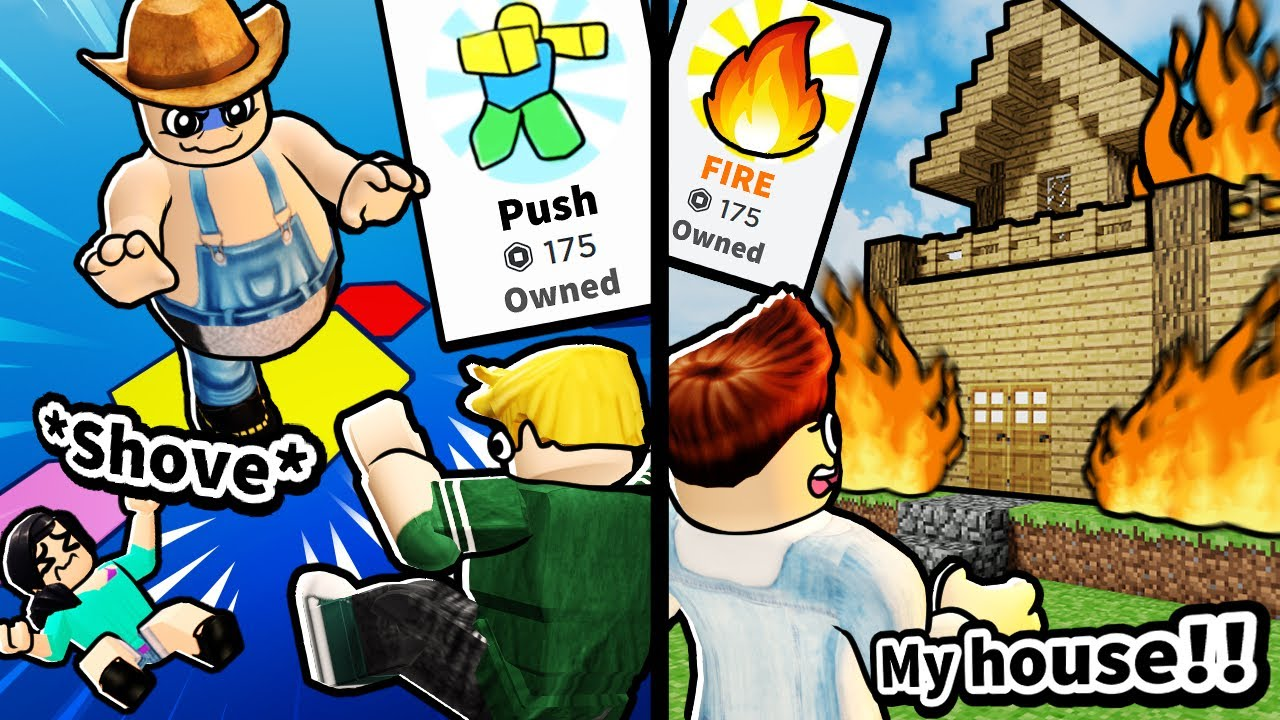 Roblox's games that sold their soul for money