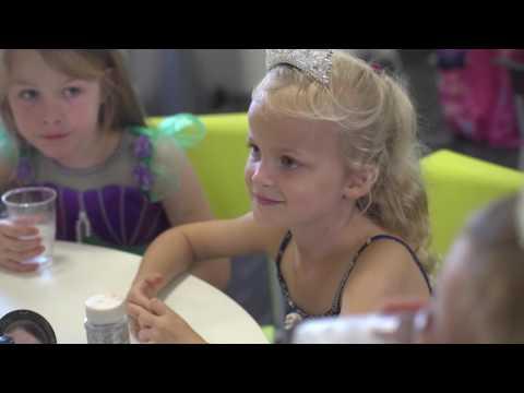 How drama can help children express their grief