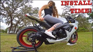 I sugest you do this to your bike 07 gsxr - PakVim net HD