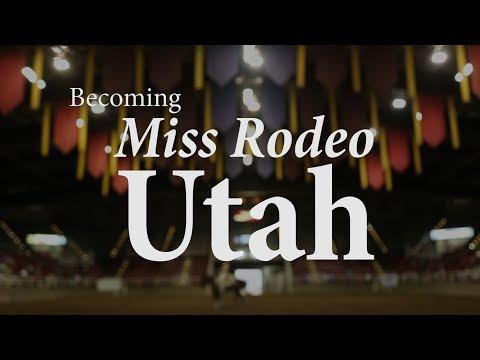 Becoming Miss Rodeo Utah