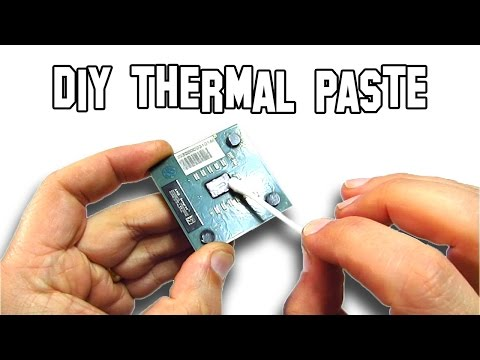 ✔ How to Make Thermal Paste DIY